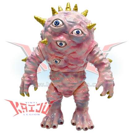 "Maxtoy ""Bruised Kaiju Eyezon"" Legion Exclusive Soft Vinyl Figure"