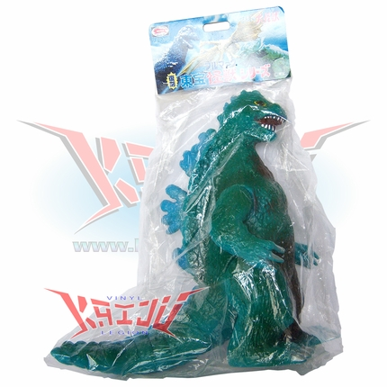 Bullmark B-Club 2010 Giant Godzilla Soft Vinyl Figure