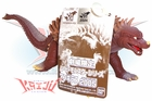 "Bandai 2004 ""Final Wars Anguirus"" Theater Exclusive Soft Vinyl Figure"