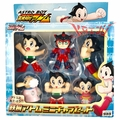 "Takara 2003 ""Astro Boy"" Soft Vinyl Figure Boxed Set"