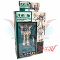 Banpresto S.C.M. AH-78 Gundam F91 Action Figure