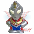 Ultraman Dyna Soft Vinyl Coin Bank