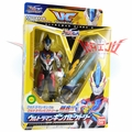 "Bandai 2015 Ultra Change ""Ultraman Ginga Victory"" Action Figure Set"