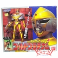 "Bandai Metal Hero Blue Swat ""Gold-Platinum"" Action Figure Set"