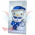 Hello Kitty Blue Dress Plush Collectible Figure