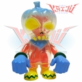 "Secret Base/Super 7 ""Voodoo Frankenpumpkin"" Soft Vinyl Figure"