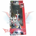 "Bandai 2004 Ultraman Nexus ""Dark Faust"" Soft Vinyl Figure"
