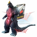 "Bandai 1998 ""Space Godzilla"" Soft Vinyl Figure"