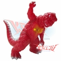 CCP 1971 Battle Damaged Godzilla Soft Vinyl Figure
