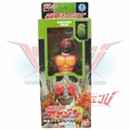 "Bandai 2001 ""Masked Rider Amazon"" Soft Vinyl Figure"