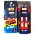 "Vintage Shogun Warriors ""Daimos"" Jumbo Machinder Robot Toy"