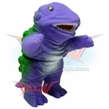 Super-Dinosaurs Pachimon Turtle Soft Vinyl Figure