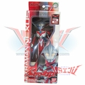 "Bandai 2004 ""Ultraman Nexus Red"" Soft Vinyl Figure"