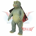 "Bandai 2004 ""Final Wars Minya"" Soft Vinyl Figure"