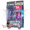 "Sega Virtual-On ""VR Viper II"" Action Figure"
