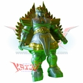 "Bandai ""Warrior God Utsuno Ikusagami"" Soft Vinyl Figure"