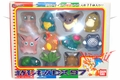 Bandai 1997 Pokemon DX Soft Vinyl Figure Boxed Set A