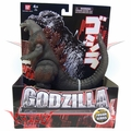 Bandai 2012 Fusion Series Burning Godzilla Soft Vinyl Figure