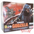 "Bandai 2014 S.H. Monsterarts ""Godzilla 1995"" Action Figure Set"