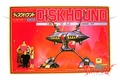 "Nitto Crusher Joe 1/25 Scale ""Diskhound"" Plastic Model Kit"