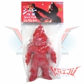 "Bear Model Silver Kamen ""Sazan Sejin"" Soft Vinyl Figure"