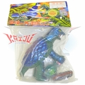 "2001 Marmit Monster Heaven Hyper Hobby ""Gamera 1965"" Soft Vinyl Figure Set"