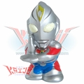 Ultraman Dyna Fight Mode SD Soft Vinyl Coin Bank