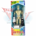 "Takara 1998 Neo Henshin Cyborg ""Gold Type A"" Action Figure"