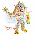 "Maxtoy 2007 ""Kaiju Eyezon"" Flesh Version Soft Vinyl Figure"