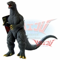 "Bandai 2004 ""Final Wars Godzilla"" Soft Vinyl Figure"