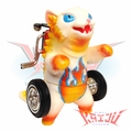 "Maxtoy ""Hot Rod Negora"" Custom Soft Vinyl Figure"