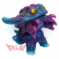 "Studio Kabuto ""Prehistoric Sea Abomination Cambrigon"" Remjie Colorway Soft Vinyl Figure"