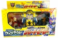 Takara 2001 Webdiver Great Hero Soft Vinyl Figure Boxed Set
