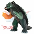 "Bandai 1999 ""Plasma Fist Gamera"" Soft Vinyl Figure"