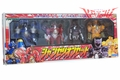 Super Optical Warrior Changerion Boxed Figure Set