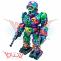 "Mechnoiz Toys Panzer ""Oil Slick"" Custom Soft Vinyl Figure"