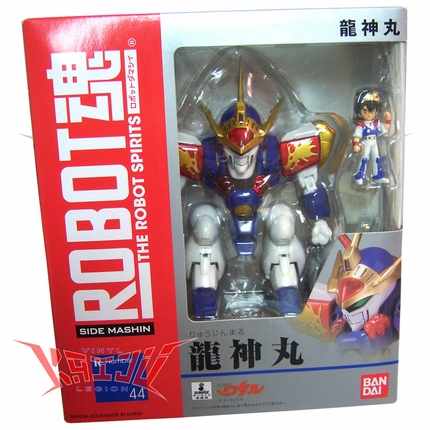 "Bandai The Robot Spirits ""Ryujinmaru"" Robot Action Figure"