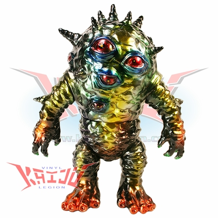 "Maxtoy ""Legion Eyezon 2.0"" Legion Exclusive Soft Vinyl Figure"