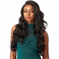 Sensationnel Synthetic Cloud 9 13x6 Swiss Lace Front Wig - CELESTE