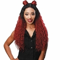 Zury Sis Synthetic Beyond Twin Part Lace Front Wig - H BLESS