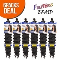 "Freetress DEEP TWIST 22"" (6-Packs)"