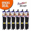 """Freetress WATER WAVE 22"""" (6pack)"""