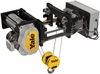 Yale 3-ton Global King wire rope monorail hoist