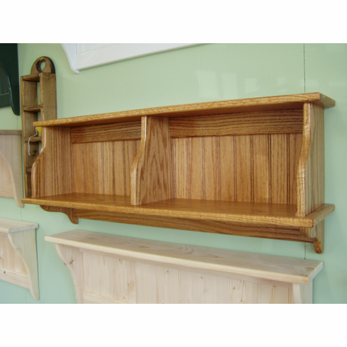 Country Cupboard Display Shelf