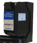 HP 17 (C6625A) compatible inkjet cartridge
