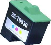10N0027 (Lexmark 27) Tri-color remanufactured CARTRIDGE