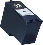 18C0032 (Lexmark 32) Black remanufactured CARTRIDGE
