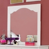 Dani White Solid Wood Mirror by Furniture of America