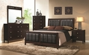 Carlton Cappuccino Wood 6-Drawers Dresser by Coaster
