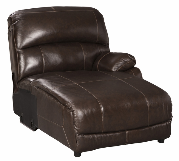 Signature Design Hallstrung 3Pc RAF Power Recliner Sectional by Ashley